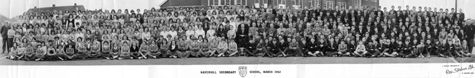 Haverhill Secondary School - 1962