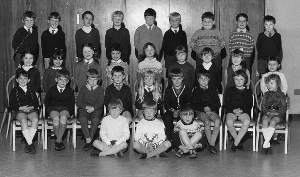 Place Farm School 1971
