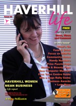Haverhill Life Magazine - Issue 6 - Spring 2008