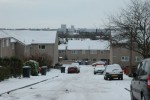 Haverhill in the Snow