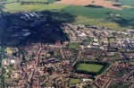 Aerial View of Haverhill