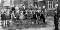 Cangle School Photo 1948