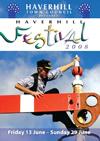 Haverhill Festival 2008 Booklet